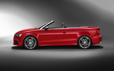 2014 Audi S3 Cabriolet [6] wallpaper