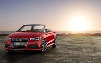 2014 Audi S3 Cabriolet wallpaper 2560x1600 jpg