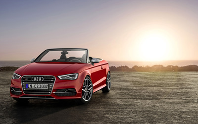 2014 Audi S3 Cabriolet wallpaper