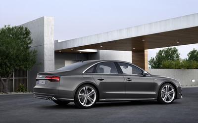 2014 Audi S8 [7] wallpaper