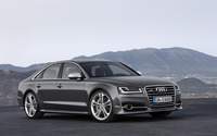 2014 Audi S8 [6] wallpaper 2560x1600 jpg