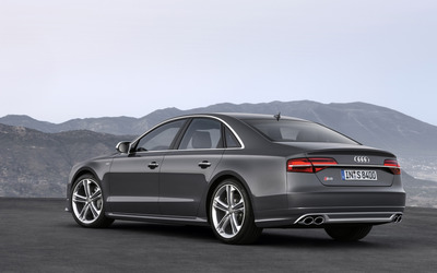2014 Audi S8 [4] wallpaper