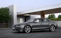 2014 Audi S8 [5] wallpaper 2560x1600 jpg