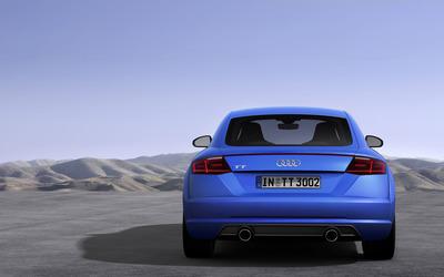 2014 Audi TT [20] wallpaper