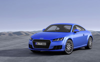 2014 Audi TT [2] wallpaper 2560x1600 jpg