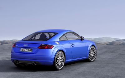 2014 Audi TT [15] wallpaper