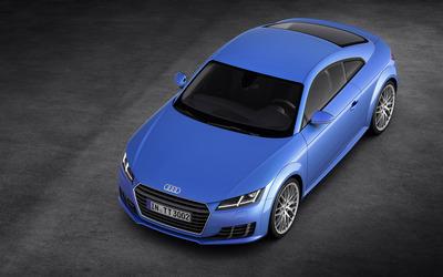 2014 Audi TT [11] wallpaper