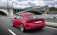 2014 Audi TT [7] wallpaper 2560x1440 jpg