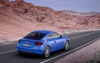 2014 Audi TT [18] wallpaper 2560x1600 jpg