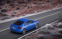 2014 Audi TT [22] wallpaper 2560x1600 jpg