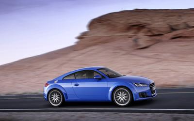 2014 Audi TT [21] wallpaper