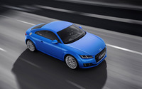 2014 Audi TT [14] wallpaper 2560x1600 jpg