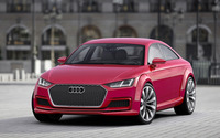 2014 Audi TT [3] wallpaper 2560x1440 jpg
