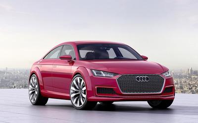 2014 Audi TT [5] wallpaper