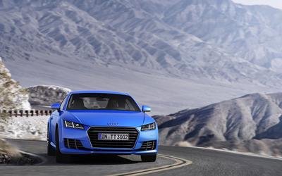 2014 Audi TT wallpaper