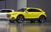2014 Audi TT Offroad e-tron [2] wallpaper 2560x1600 jpg