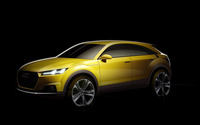 2014 Audi TT Offroad e-tron [7] wallpaper 2560x1600 jpg