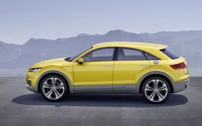 2014 Audi TT Offroad e-tron [10] wallpaper