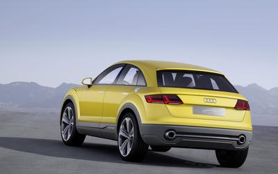 2014 Audi TT Offroad e-tron [11] wallpaper