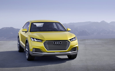 2014 Audi TT Offroad e-tron [8] wallpaper