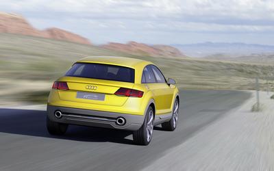 2014 Audi TT Offroad e-tron [12] wallpaper