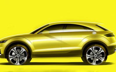 2014 Audi TT Offroad e-tron [9] wallpaper