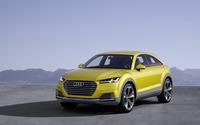 2014 Audi TT Offroad e-tron [3] wallpaper 2560x1600 jpg
