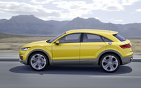 2014 Audi TT Offroad e-tron [4] wallpaper 2560x1600 jpg