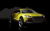 2014 Audi TT Offroad e-tron wallpaper 2560x1600 jpg