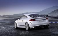 2014 Audi TT quattro Sport [3] wallpaper 2560x1600 jpg
