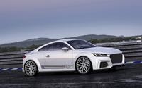 2014 Audi TT quattro Sport [2] wallpaper 2560x1600 jpg