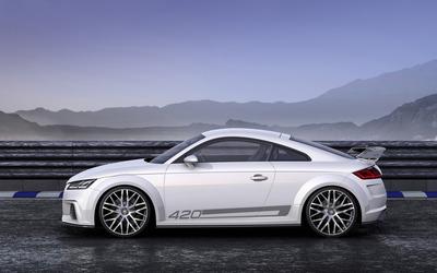 2014 Audi TT quattro Sport [4] wallpaper