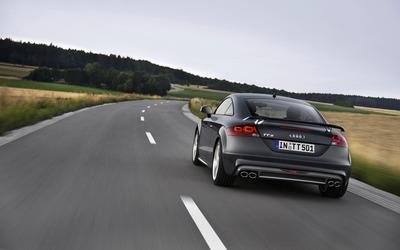 2014 Audi TTS Coupe [13] wallpaper