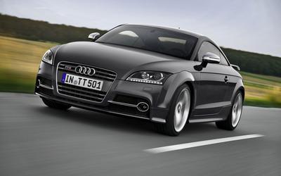 2014 Audi TTS Coupe [3] wallpaper