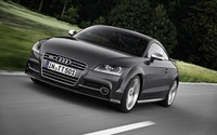 2014 Audi TTS Coupe [6] wallpaper 2560x1600 jpg