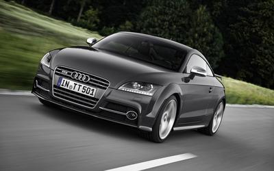 2014 Audi TTS Coupe [6] wallpaper