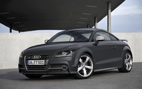 2014 Audi TTS Coupe [4] wallpaper 2560x1600 jpg