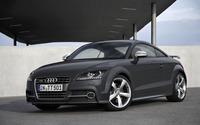 2014 Audi TTS Coupe [4] wallpaper 2560x1600 jpg