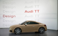 2014 Audi TTS Coupe [19] wallpaper 2560x1600 jpg