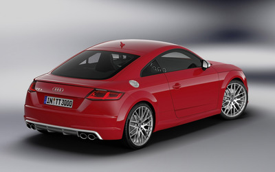 2014 Audi TTS Coupe [10] wallpaper