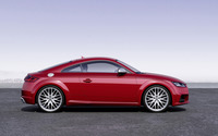 2014 Audi TTS Coupe [11] wallpaper 2560x1600 jpg