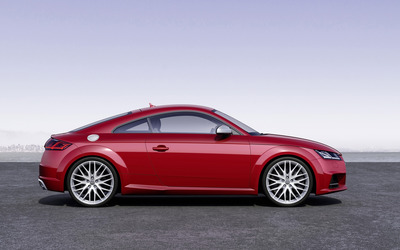 2014 Audi TTS Coupe [11] wallpaper
