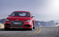 2014 Audi TTS Coupe [5] wallpaper 2560x1600 jpg