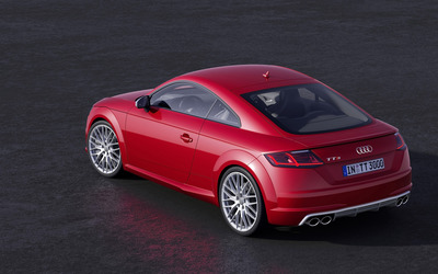 2014 Audi TTS Coupe [17] wallpaper