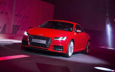 2014 Audi TTS Coupe [8] wallpaper