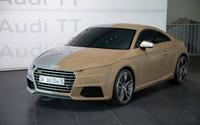 2014 Audi TTS Coupe [12] wallpaper 2560x1600 jpg