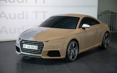 2014 Audi TTS Coupe [12] wallpaper