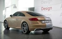2014 Audi TTS Coupe [18] wallpaper 2560x1600 jpg