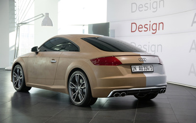 2014 Audi TTS Coupe [18] wallpaper
