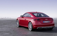 2014 Audi TTS Coupe [9] wallpaper 2560x1600 jpg